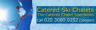 Catered Ski Chalets